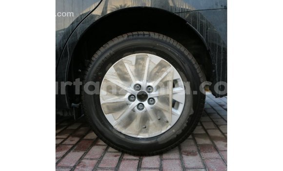 Buy Import Toyota Corolla Black Car in Import - Dubai in Arusha