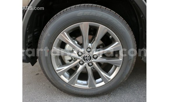 Buy Import Toyota RAV4 Black Car in Import - Dubai in Arusha
