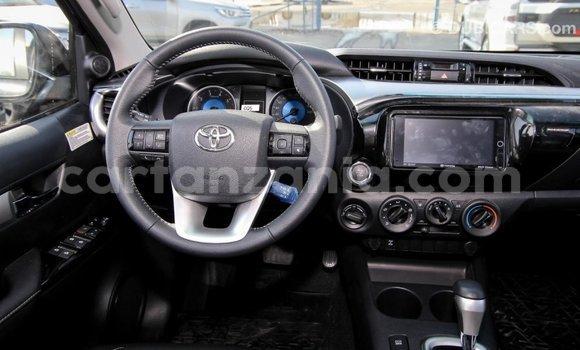 Buy Import Toyota Hilux Black Car in Import - Dubai in Arusha