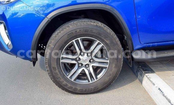 Buy Import Toyota Fortuner Blue Car in Import - Dubai in Arusha