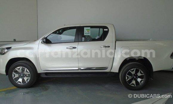 Buy Import Toyota Hilux White Car in Import - Dubai in Arusha