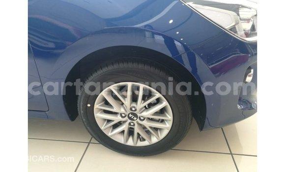 Buy Import Kia Rio Blue Car in Import - Dubai in Arusha