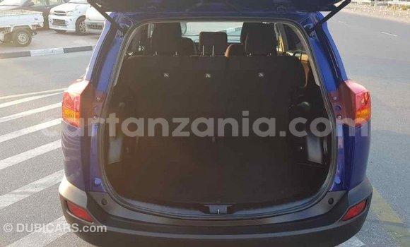 Buy Import Toyota RAV4 Blue Car in Import - Dubai in Arusha