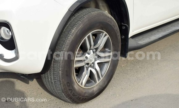 Buy Import Toyota Fortuner White Car in Import - Dubai in Arusha