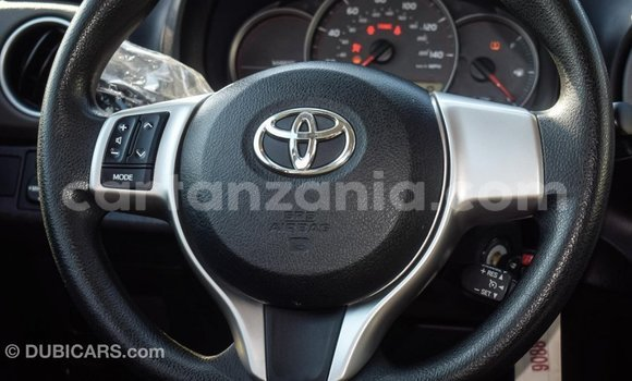 Buy Import Toyota Yaris Red Car in Import - Dubai in Arusha
