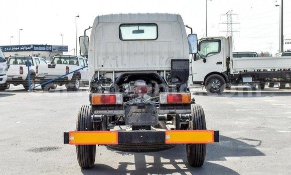 Buy Import Hino 300 Series White Truck in Import - Dubai in Arusha