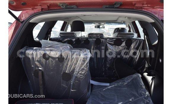 Buy Import Hyundai Santa Fe Red Car in Import - Dubai in Arusha