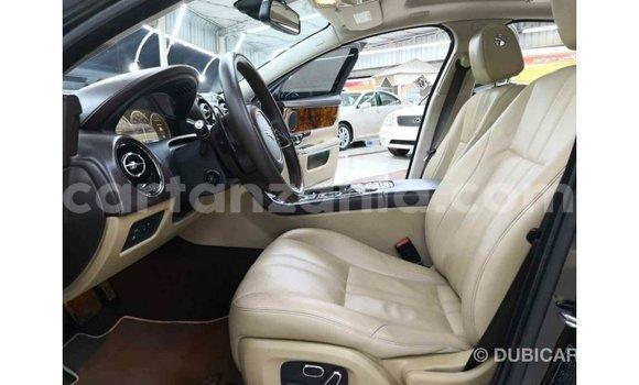 Buy Import Jaguar XJ Black Car in Import - Dubai in Arusha