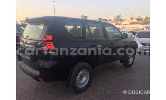 Buy Import Toyota Prado Black Car in Import - Dubai in Arusha
