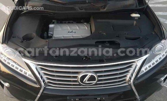 Buy Import Lexus RX 350 Black Car in Import - Dubai in Arusha