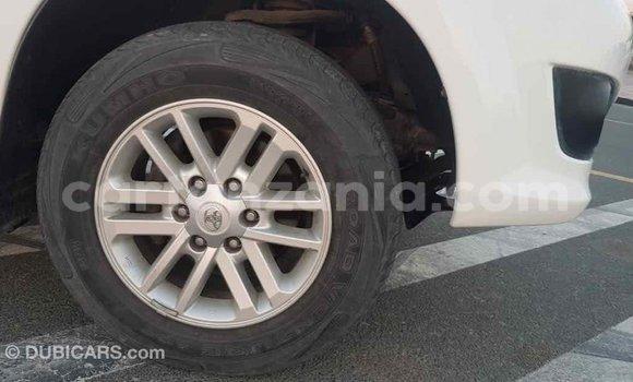 Buy Import Toyota Fortuner White Car in Import - Dubai in Arusha