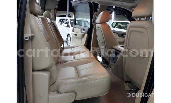 Buy Import Chevrolet Silverado Black Car in Import - Dubai in Arusha