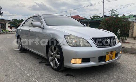 Buy Used Toyota Crown Silver Car in Dar es Salaam in Dar es Salaam
