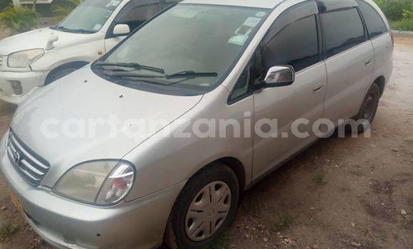Buy Used Toyota Nadia Silver Car in Dar es Salaam in Dar es Salaam