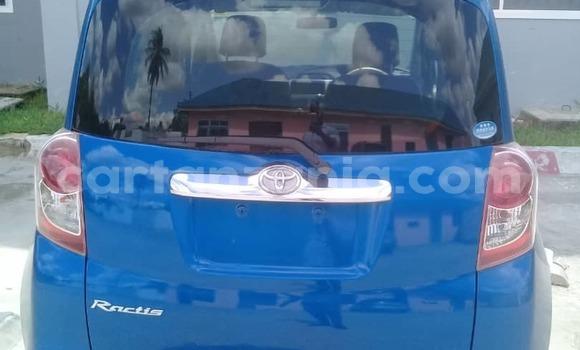 Buy Used Toyota Ractis Blue Car in Dar es Salaam in Dar es Salaam