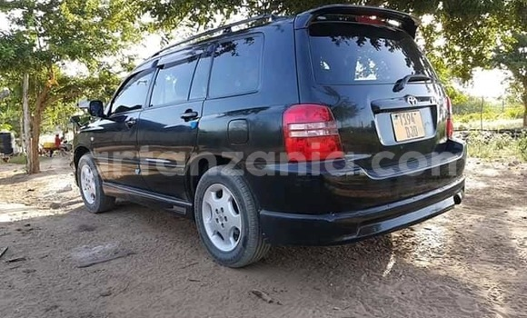 Buy Used Toyota Kluger Black Car in Dar es Salaam in Dar es Salaam