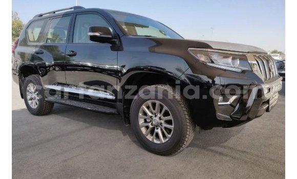 Buy Import Toyota Prado Black Car in Import - Dubai in Arusha