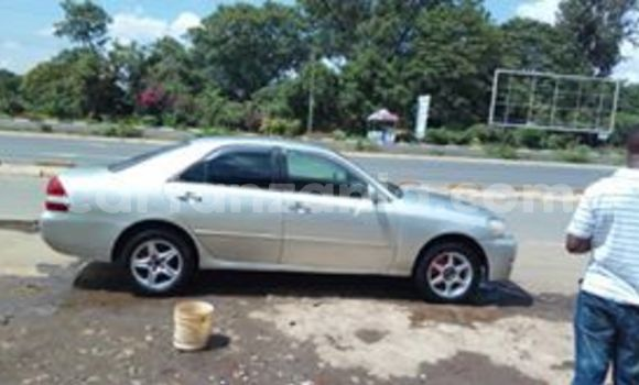 Buy Used Toyota Mark II Silver Car in Arusha in Arusha