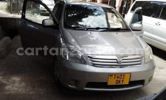 Buy Used Toyota Raum Silver Car in Arusha in Arusha
