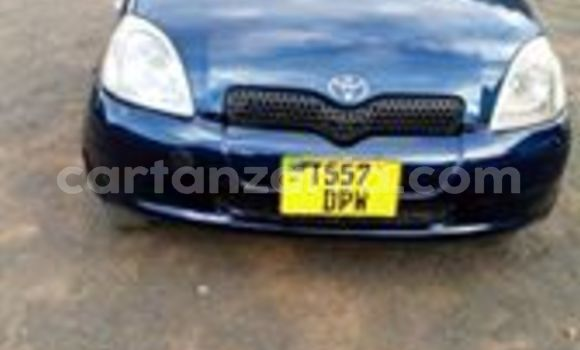 Buy Used Toyota Vitz Blue Car in Arusha in Arusha