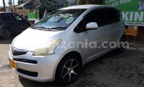 Buy Used Toyota Ractis Silver Car in Dar es Salaam in Dar es Salaam
