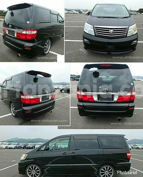 Buy Used Toyota Altezza Black Car In Dar Es Salaam In Dar Es Salaam