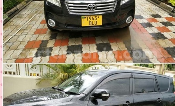 Buy Used Toyota Vanguard Black Car in Dar es Salaam in Dar es Salaam