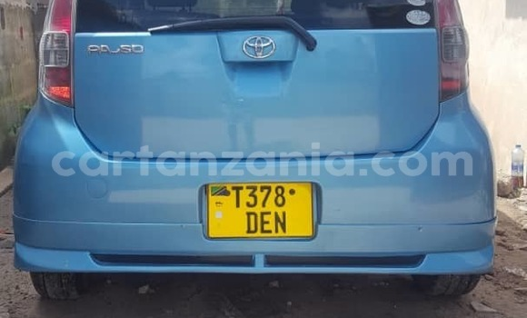 Buy Used Toyota Passo Blue Car in Dar es Salaam in Dar es Salaam