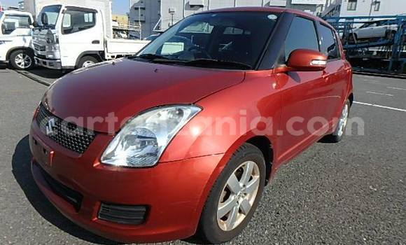 Buy Used Suzuki Swift Red Car in Arusha in Arusha