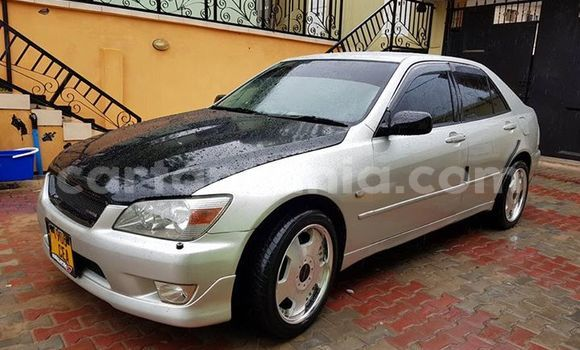 Buy Used Toyota Altezza Beige Car in Arusha in Arusha
