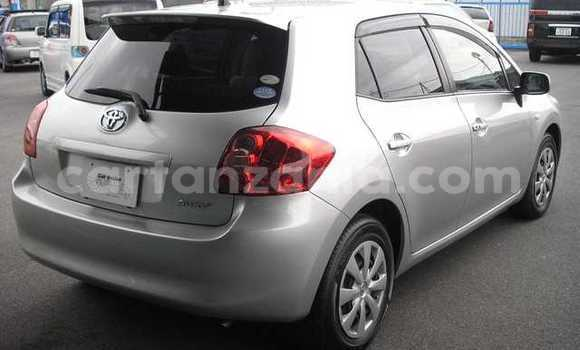 Buy Used Toyota Yaris Silver Car in Kusini in Zanzibar South