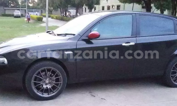 Buy Used Alfa Romeo 147 Black Car in Ilala in Dar es Salaam