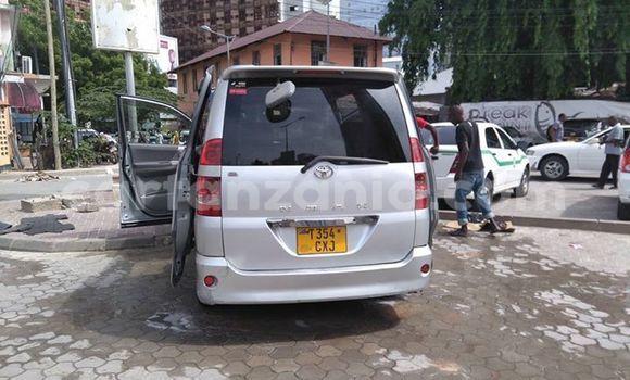 Buy Used Toyota Noah Silver Car in Karatu in Arusha
