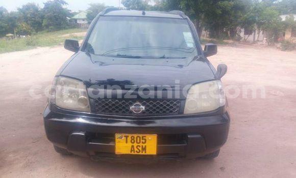 Buy Used Nissan X-Trail Black Car in Karatu in Arusha