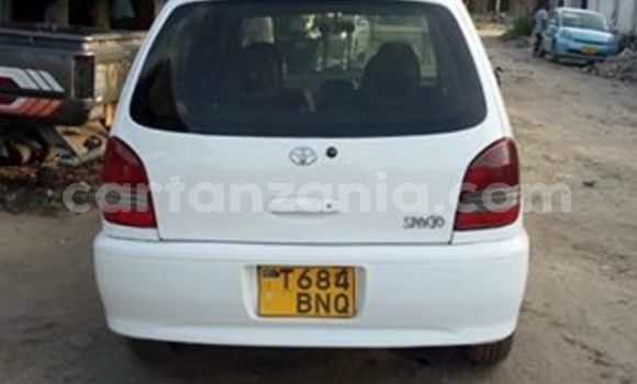 Buy Used Toyota Spacio White Car in Karatu in Arusha
