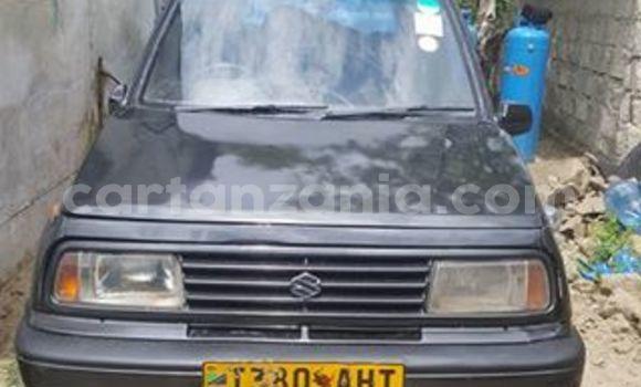 Buy Used Suzuki Escudo Black Car in Karatu in Arusha