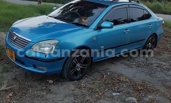 Buy Used Toyota Premio Blue Car in Karatu in Arusha