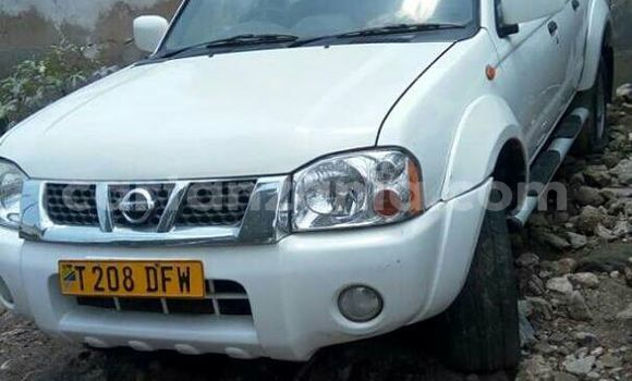 Buy Used Nissan Hardbody White Car in Karatu in Arusha