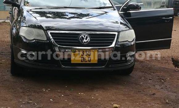 Buy Used Volkswagen Passat Black Car in Karatu in Arusha