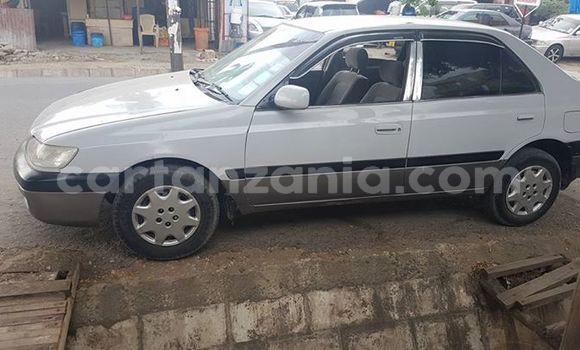 Buy Used Toyota Premio Silver Car in Karatu in Arusha
