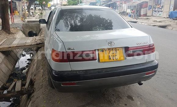 Buy Used Toyota Premio Silver Car in Karatu in Arusha