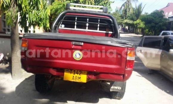 Buy Used Toyota Hilux Red Car in Karatu in Arusha