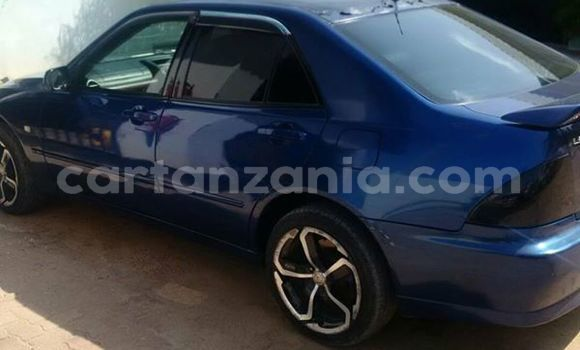 Buy Used Toyota Altezza Blue Car in Karatu in Arusha
