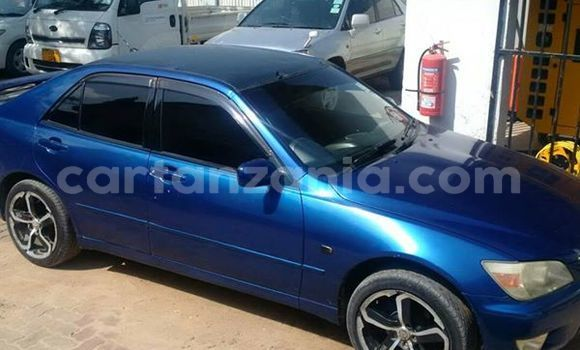 Buy Used Toyota Altezza Blue Car in Karatu in Arusha