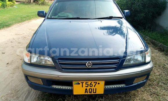 Buy Used Toyota Premio Blue Car in Karatu in Arusha