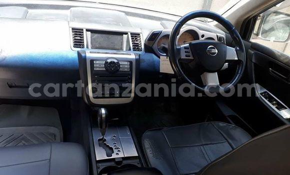 Buy Used Nissan Murano Silver Car in Karatu in Arusha