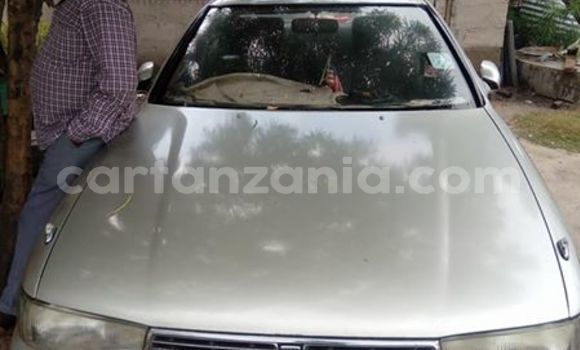 Buy Used Toyota Mark II Silver Car in Karatu in Arusha