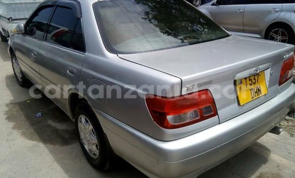 Buy Used Toyota Carina Silver Car in Karatu in Arusha
