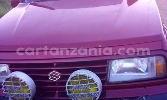 Buy Used Suzuki Escudo Red Car in Karatu in Arusha