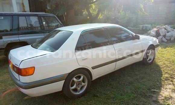 Buy Used Toyota Premio White Car in Karatu in Arusha